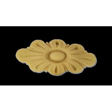 Розетка квіткова з поліуретану Ц-48