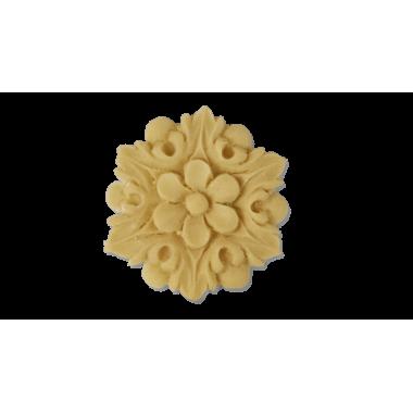 Розетка квіткова з поліуретану Ц-54