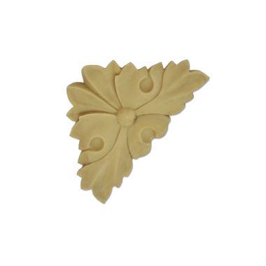 Кутовий декор з поліуретану У-09
