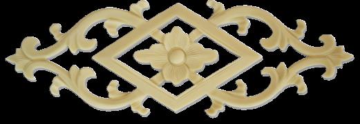 Меблевий декор з поліуретану В-02