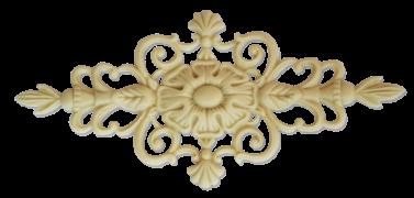 Меблевий декор з поліуретану В-05