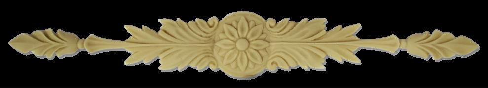 Меблевий декор з поліуретану В-09