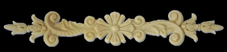 Меблевий декор з поліуретану В-13
