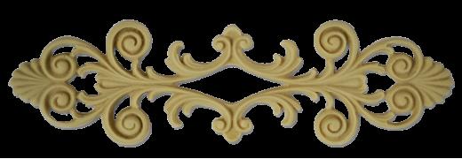 Меблевий декор з поліуретану В-33