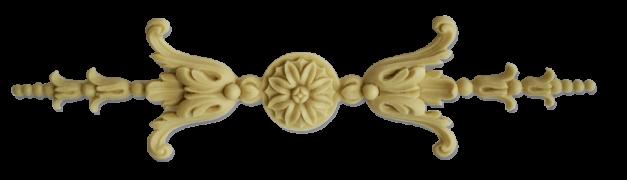Меблевий декор з поліуретану В-35