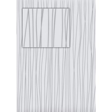 Плівка ПВХ Диско білий глянець