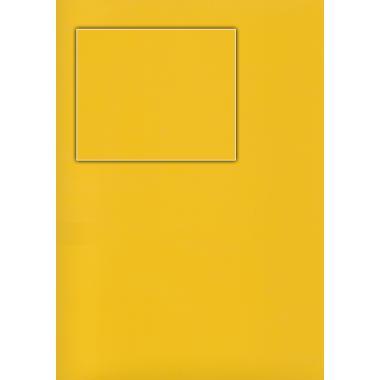 Плівка ПВХ Жовтий глянець