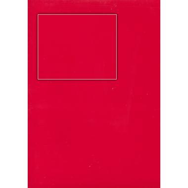 Плівка ПВХ Червоний глянець