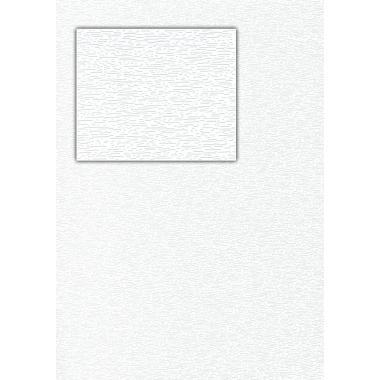 Плівка ПВХ Біла структура горизонт