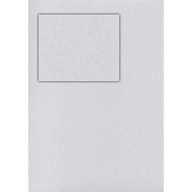 Плівка ПВХ Білий металік глянець