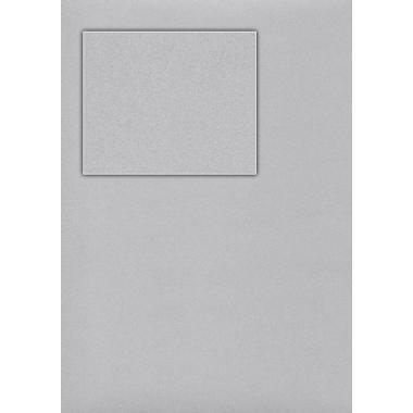 Плівка ПВХ Срібний металік глянець