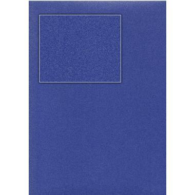 Плівка ПВХ Синій металік глянець