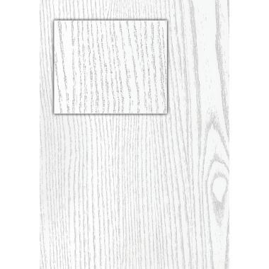 Плівка ПВХ Біла структура в сріблі